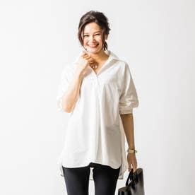 ステラシャツ(ホワイト) (ホワイト)