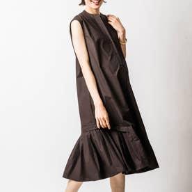 グレイシーナーシングドレス (ブラウン)