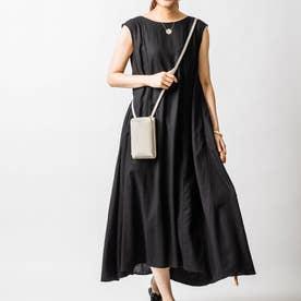 ハーモニーナーシングドレス (ブラック)
