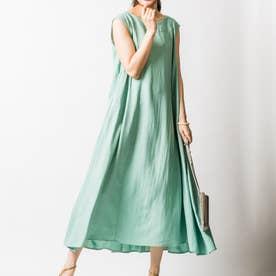 ハーモニーナーシングドレス (ミントグリーン)
