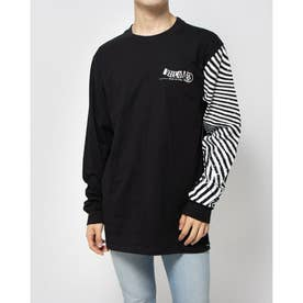 JP STONED 91 L/S TEE (BLK)