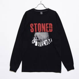 JP MAG STONED L/S TEE (BLK)