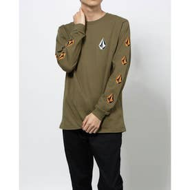 DEADLY STONES L/S TEE (MIL)