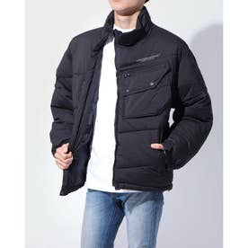 JP MILANO PUFFY JACKET (BLK)