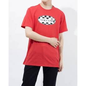 MENIAL S/S TEE (RED)