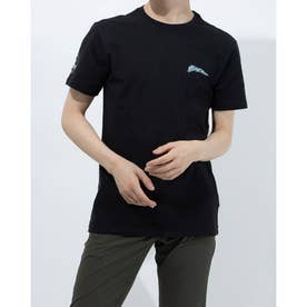 LEAVE S/S TEE (BLK)