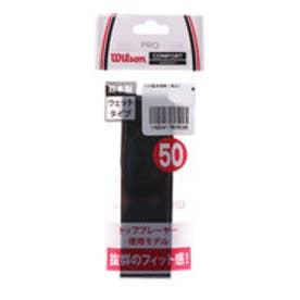 テニス グリップテープ プロオーバーグリップ 1本入り WRZ4001BK