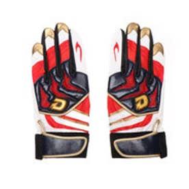 野球 バッティング用手袋 バッティンググローブ(両手) WTABG0705 (ネイビー)