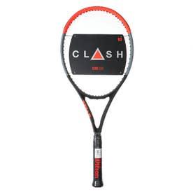 硬式テニス 未張りラケット CLASH 100S WR037011S2