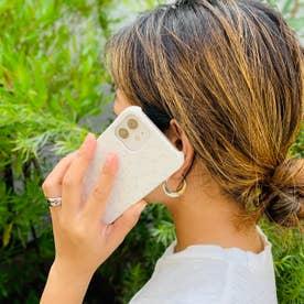 ハーネス iPhonecase 12/12prp 背面タイプ (アイボリー)