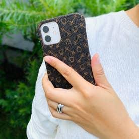 ハーネス iPhonecase 12/12prp 背面タイプ (ブラウン)