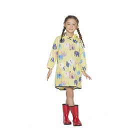 ワールドパーティー W.P.C KIDS PONCHO WKR子供用レインコート (049.エレファントイエロー)