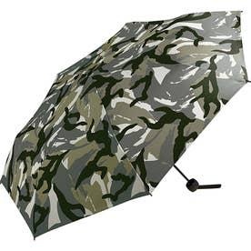 ワールドパーティー MSM MEN umbrella MINI 紳士用折りたたみ傘 (マダラ)