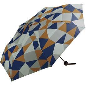 ワールドパーティー MSM MEN umbrella MINI 紳士用折りたたみ傘 (クリスタル)