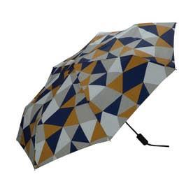 雨傘 UNISEX ASCフォールディングアンブレラ (クリスタル)
