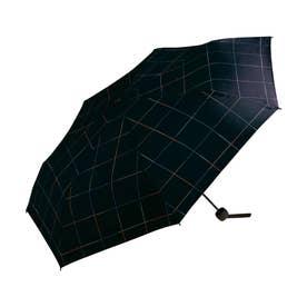 雨傘 UNISEX ベーシックフォールディングアンブレラ (カラードットチェック)
