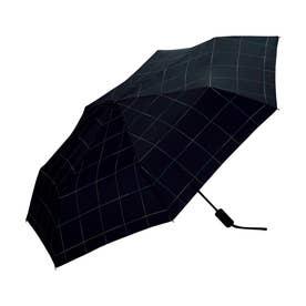 雨傘 UNISEX ASCフォールディングアンブレラ (カラードットチェック)