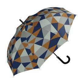 雨傘 UNISEX ベーシックジャンプアンブレラ (クリスタル)