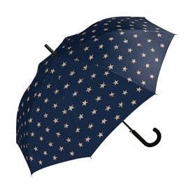 雨傘 UNISEX ベーシックジャンプアンブレラ (ウ゛ィンテージスター)
