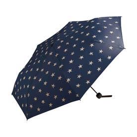 雨傘 UNISEX ベーシックフォールディングアンブレラ (ウ゛ィンテージスター)
