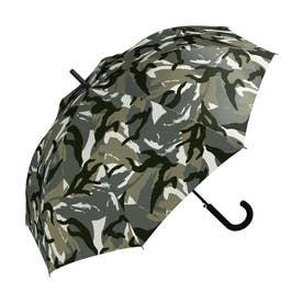 雨傘 UNISEX ベーシックジャンプアンブレラ (マダラ)
