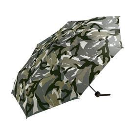 雨傘 UNISEX ベーシックフォールディングアンブレラ (マダラ)