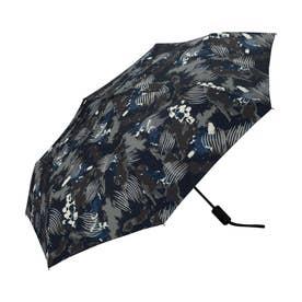 雨傘 UNISEX ASCフォールディングアンブレラ (ペイントネイビー)