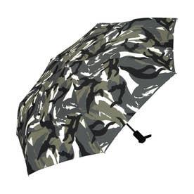 雨傘 UNISEX ASCフォールディングアンブレラ (マダラ)