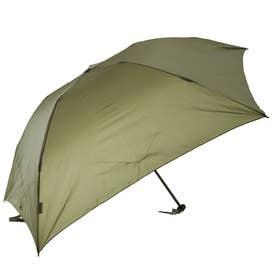 W.P.C Super Air-Light Umbrella 76g 折りたたみ傘 55cm (MSK55-031.カーキ)