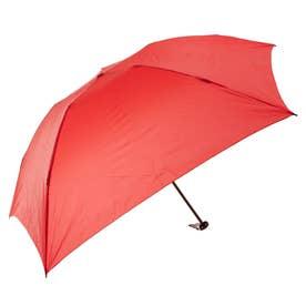 W.P.C Super Air-Light Umbrella 76g 折りたたみ傘 55cm (MSK55-050.レッド)
