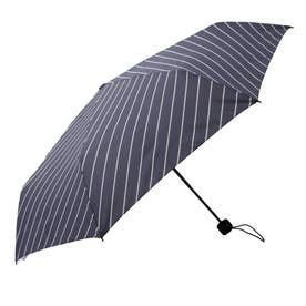 MINI 紳士用折りたたみ傘 (MSM-007.ネイビー)
