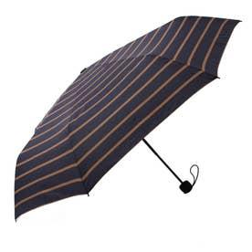 MINI 紳士用折りたたみ傘 (MSM-011.スクールストライプ)