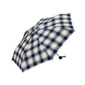 MINI 紳士用折りたたみ傘 (MSM-046.LINEチェック)