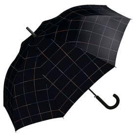 ワールドパーティー W.P.C MSL MEN umbrella LONG 紳士用長傘 (カラードットチェック)