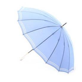 雨傘 16本骨マリン (BL)
