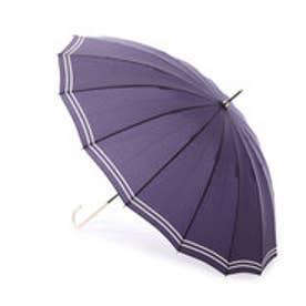 雨傘 16本骨マリン (NV)