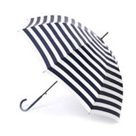 NEW「濡らさない傘」アンヌレラ unnurella long (ボーダー)