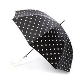 NEW「濡らさない傘」アンヌレラ unnurella long (ドット)