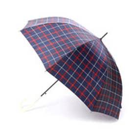 NEW「濡らさない傘」アンヌレラ unnurella long (トラッドチェック)