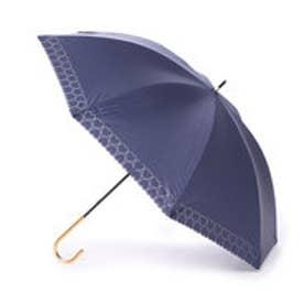 日傘 晴雨兼用 遮光ハートヒートカット (ネイビー)