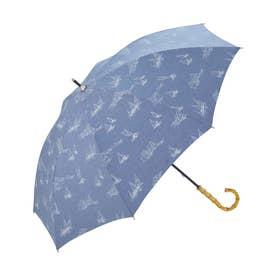 日傘 ヨット (ブルー)
