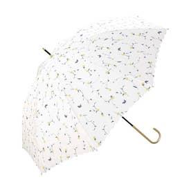 雨傘 アイビーフラワー (オフ)