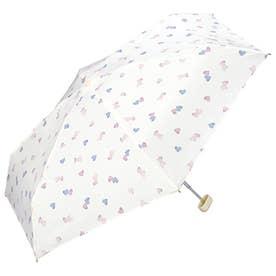 ワールドパーティー W.P.C wpcfold22003 折りたたみ傘 (3004179.ブラーハート_オフ)