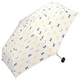 ワールドパーティー W.P.C wpcfold22003 折りたたみ傘 (7847179.GEリボン_オフ)