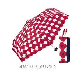 W.P.C 折りたたみ傘 (436155.カメリアRD)