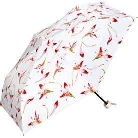 ワールドパーティー W.P.C Planticamini 折りたたみ傘 (フラワーオフ)