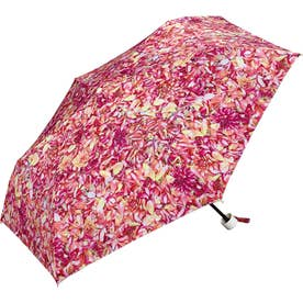 ワールドパーティー W.P.C Planticamini 折りたたみ傘 (フラワーピンク)