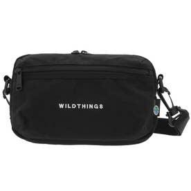 WILDTHINGS WT3800793 ショルダーバッグ (ブラック)
