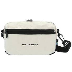 WILDTHINGS WT3800793 ショルダーバッグ (アイボリー)