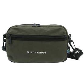 WILDTHINGS WT3800793 ショルダーバッグ (カーキ)